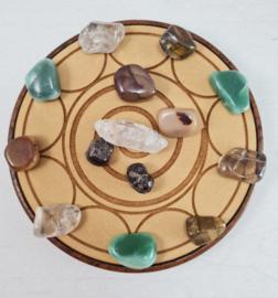 Kristal Raster - Succes - Grid - 15 cm