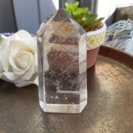 Bergkristal Obelisk - 8,7 cm