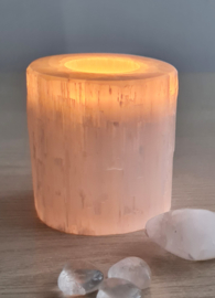 Seleniet sfeerlicht - Divine Cilinder - 865 gram