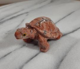 Speksteen - schildpad - 5cm - Peru - no.4