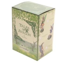 Beeld - Fee - Smaragd Voorspelling Fee - Tales of Avalon - Lisa Parker
