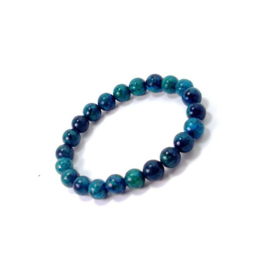 Armband - Chrysocolla - 8mm