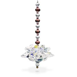Raamhanger - Feng Shui - Lotus - kristallen