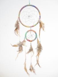 Dromenvanger - 11 cm - Multicolor - rond