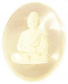 Knuffelsteen - Inspiratie door Boeddha - 3,8 cm