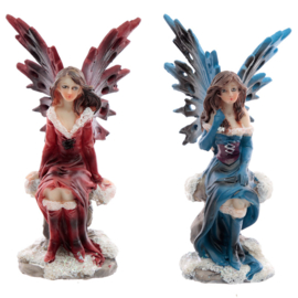 Beeld - Sisters of the snow - Fee - 9cm