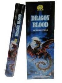 Wierook Dragonblood - Drakenbloed