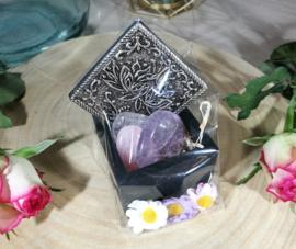 Cadeauset - Gouden Driehoek in doosje