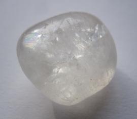 Bergkristal trommelsteen 3