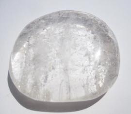 Bergkristal Platte steen 7