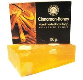 Kruidenzeep - Kaneel - Honing - 100 gram