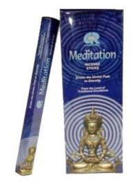 Wierook - Meditation - hexagrampak