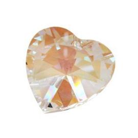 Swarovski - Regenboog - Kristal - Hart - 10 mm - Raamdecoratie