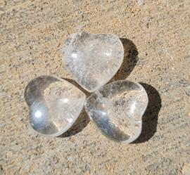 Bergkristal hart -