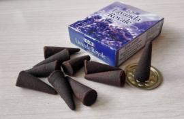 Wierookkegels Lavendel