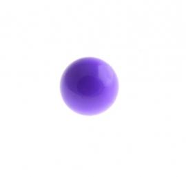 Klankbol paars in 16 mm en 20 mm
