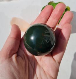 Heliotroop bol - 4,5 cm