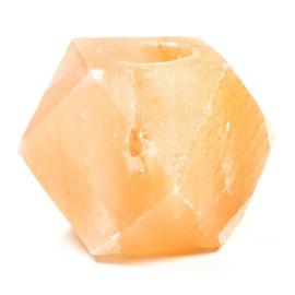 Zoutsteen Sfeerlicht - Diamant - 1165 gram