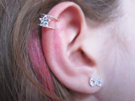 Earring - Earcuff - Star