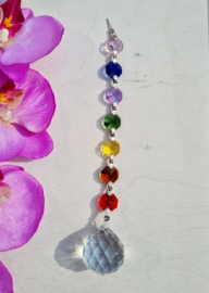 Oneness Feng-Shui chakrakristallen - 20 cm