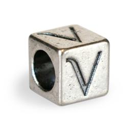 Name Charm - Letter V