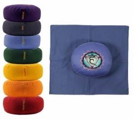 Meditatieset 5e Chakra, blauw