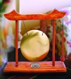 Tafelgong - 25 cm - met klopper