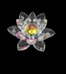 Kristallen en glazen beelden