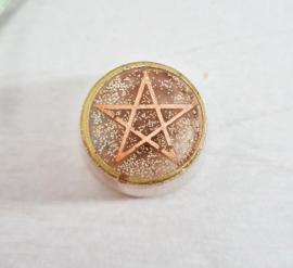 Orgonite - Pentagram - 2,8 cm