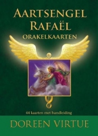 Doreen Virtue Archangel Raphael Oracle Cards