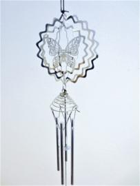 Windgong - Cosmo - Windspinner - Vlinder