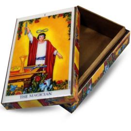 Doos - Magician - 15cm