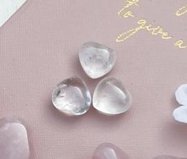 Hart - Bergkristal - 20mm