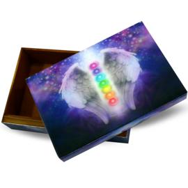 Tarotdoos - Angel Wings - 10 x 15 cm