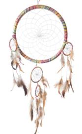 Dromenvanger - 28 cm - multicolor - rond