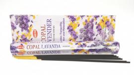 Wierook - Copal Lavender - Hem