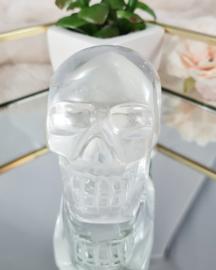 Bergkristal - Schedel - 6,7 cm