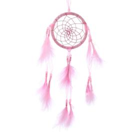 Dromenvanger glitter roze