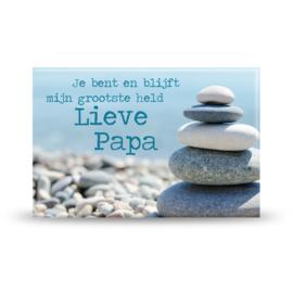 Magneet - Lieve Papa