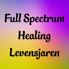 Full Spectrum Healing  - Levensjaren