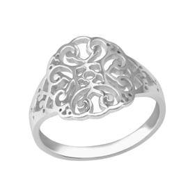 Ring - Mandala - 925 Sterling Zilver - Maat 6