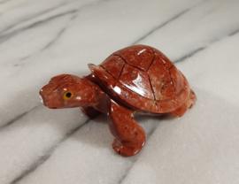 Speksteen - schildpad - 5cm - Peru - no.2