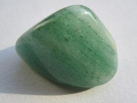 Aventurijn 1 trommelsteen - 3 cm
