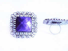 Ring - Purple  square
