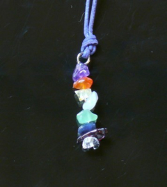 Be You ! - De 7 chakra's - Ketting