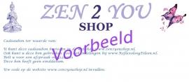 Cadeaubon zen2youshop en Reflexologie Specialist E. ter Koolt