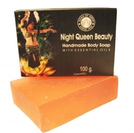 Kruidenzeep Night Queen Beauty met essentiële oliën