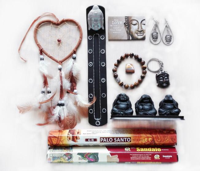 Cadeauset - Boeddha