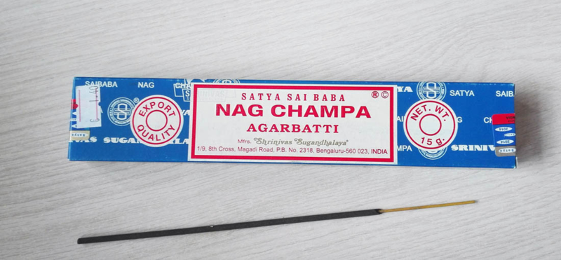 Wierook Satya Nag Champa