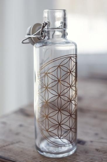 Soulbottle - Bloem des Levens - 600 ml - Nature's Design - Drinkfles